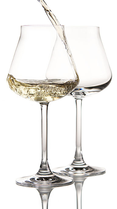 Chateau Baccarat White Wine Glasses