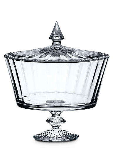 Baccarat Crystal, Mille Nuits Candy Box, Small