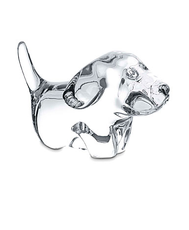 Baccarat Crystal, Minimals Dog