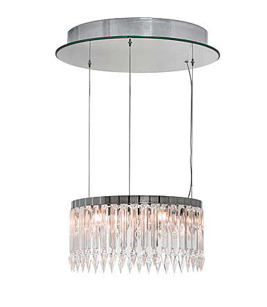 Baccarat Crystal, Lady Crinoline Classic Crystal Chandelier