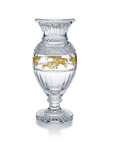 Baccarat Crystal, Rally Crystal Vase, Limited Edition