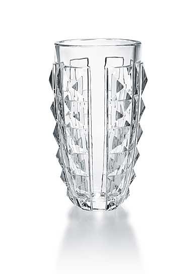 Baccarat Crystal, Heritage Diamond Crystal Vase 1930