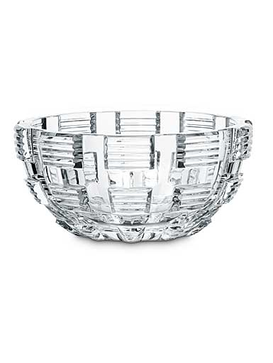Baccarat Crystal, Heritage Check Crystal Bowl 1921