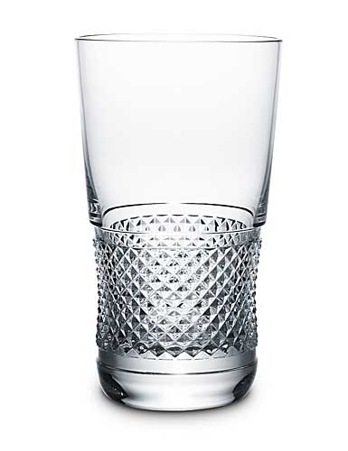 Baccarat Crystal, Diamant Crystal Highball Glass, Single
