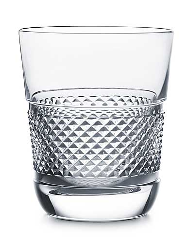 Baccarat Crystal, Diamant Crystal DOF Tumbler No. 2, Single