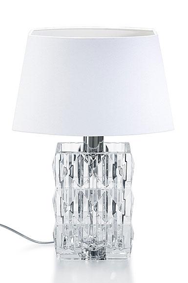Baccarat Crystal, Louxor Crystal Lamp