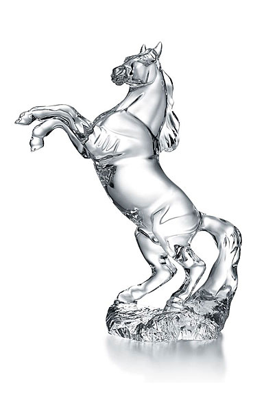 Baccarat Crystal, Pegasus Horse, Clear, Limited Edition of 99