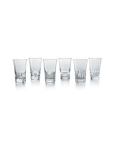 Baccarat Crystal, Everyday Grande Baccarat Crystal, Highball, Set of 6