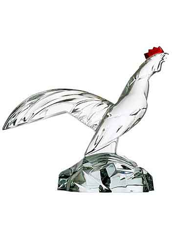 Baccarat Crystal, Heritage Rooster, Limited Edition of 88