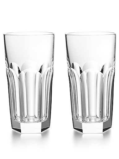 Baccarat Crystal, Harcourt 1841 Crystal Highball, Pair