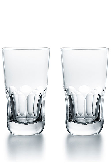 Baccarat Crystal, Harcourt Eve Crystal Highball, Pair