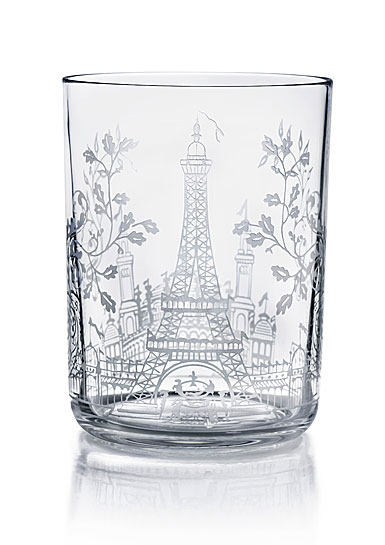 Baccarat Crystal, Heritage Tumbler, Paris 1889, Single