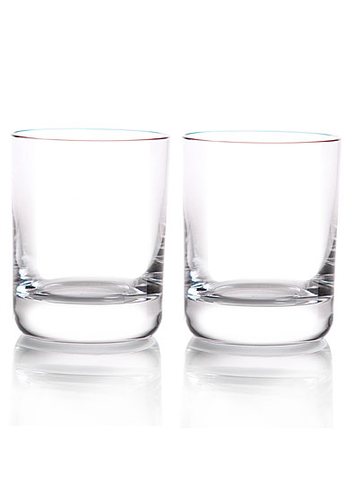 Baccarat Crystal, Perfection OF #3 Tumbler, Pair