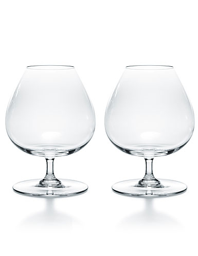 Baccarat Crystal, Degustation Perfection Large Crystal Brandy Glasses, Pair