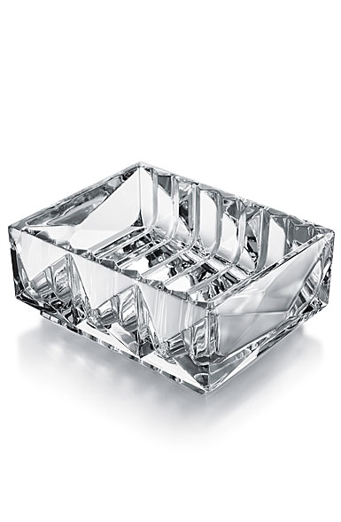 "Baccarat Crystal Louxor Catch-All 6 3/4"" Bowl"