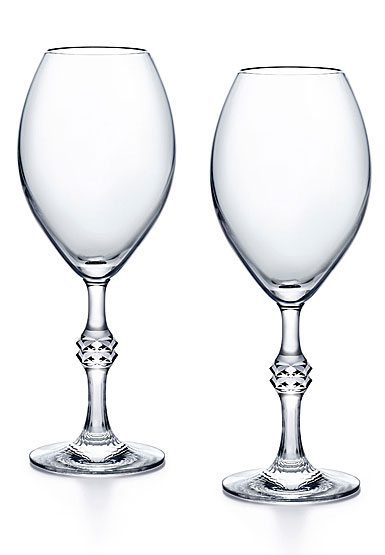 Baccarat Jean-Charles Boisset Passion Champagne Pair
