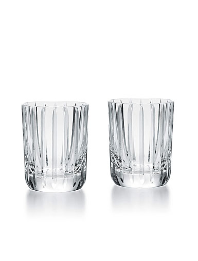Baccarat Harmonie Tumbler No.7 Shot Glasses Pair
