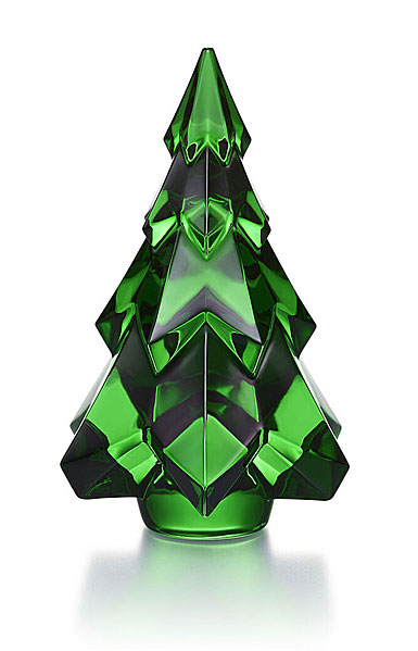 Baccarat Gstaad Fir Christmas Tree, Green