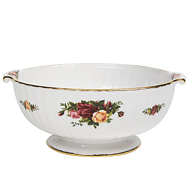 Royal Albert Old Country Roses Fluted Bowl