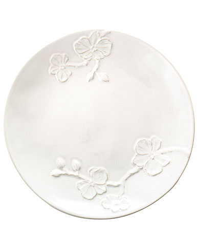 Michael Aram White Orchid Stoneware Salad Plate