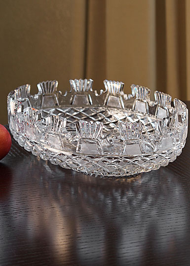 Waterford Crystal, Heritage Collection Kennedy Crystal Bowl