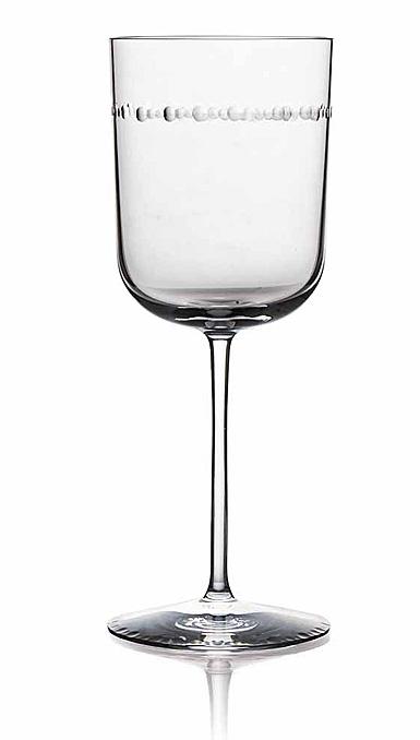Michael Aram Hammertone Water Glass, Pair