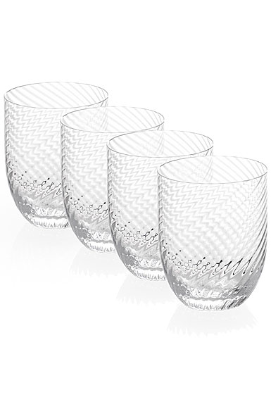 Michael Aram Twist Diamond High Ball Set of Four