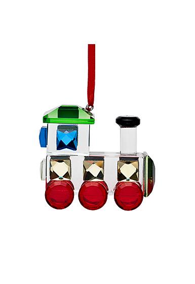 Villeroy and Boch 2020 Crystal Gems Train Ornament