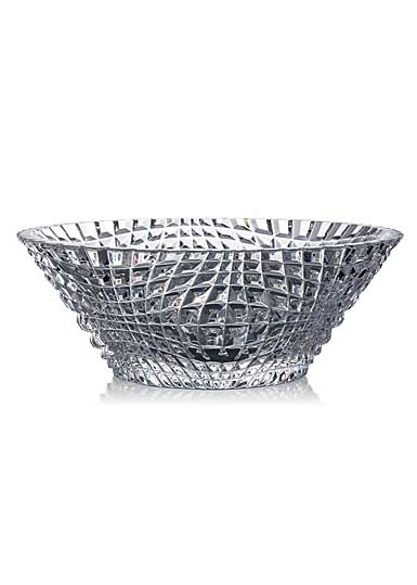 "Rogaska Crystal, Brilliance 12 1/2"" Crystal Centerpiece"
