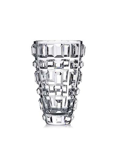 "Rogaska Crystal, Gem 12"" Crystal Vase"
