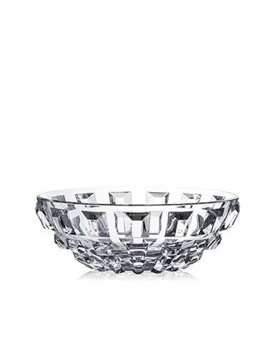 "Rogaska Crystal, Gem 12"" Crystal Centerpiece"