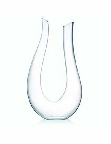 Rogaska Crystal, Aurea Lyre Crystal Decanter