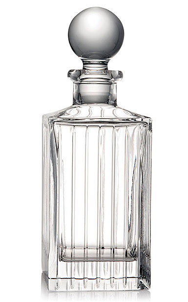 Rogaska Crystal, Avenue Square Crystal Decanter