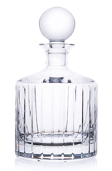 Rogaska Crystal, Avenue Round Crystal Decanter