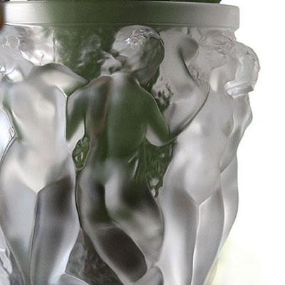 Lalique Bacchantes XXL Vase, Clear, Limited Edition