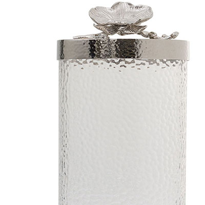 Michael Aram White Orchid Large Canister