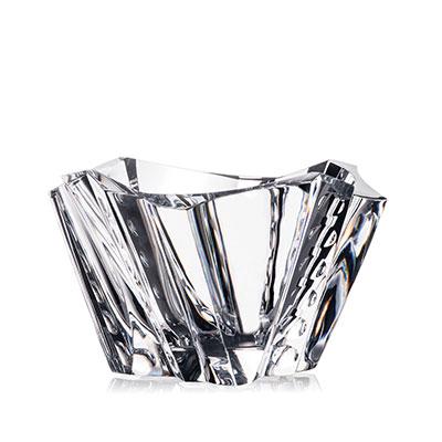 """Rogaska Crystal 10"""" Rockstar Bowl"""