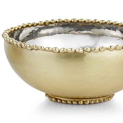 Michael Aram Molten Gold Bowl, Small
