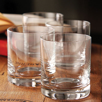 Marquis by Waterford Crystal, Vintage 9 oz. Crystal Old Fashioned Tumbler, Set of Four