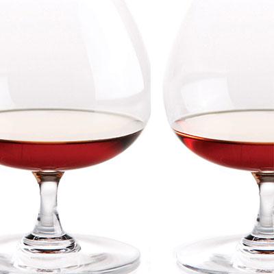 Baccarat Crystal, Perfection Medium Crystal Brandy, Pair