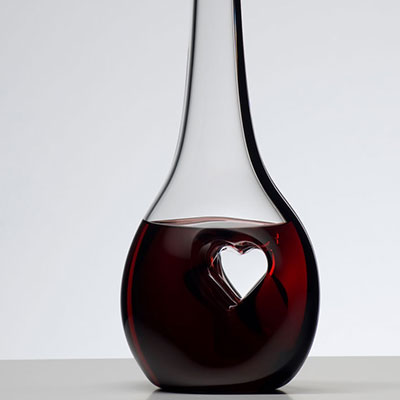 Riedel Sommeliers Black Tie Bliss Crystal Wine Decanter