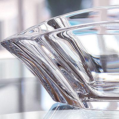 Baccarat Crystal, Ginkgo Crystal Bowl