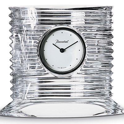Baccarat Crystal, Lalande Small Crystal Clock