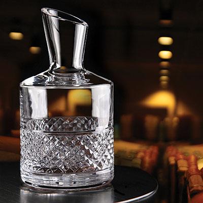 Cashs Ireland, Cooper Crystal Wine Carafe