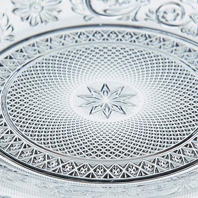 Baccarat Arabesque Dessert Plate, Single