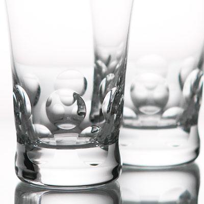 Baccarat Crystal, Beluga Crystal Highball Crystal Glasses, Pair