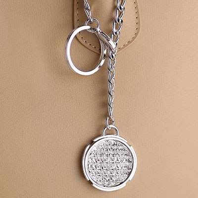 Cashs Crystal Kerry Crystal Bag Charm and Key Ring