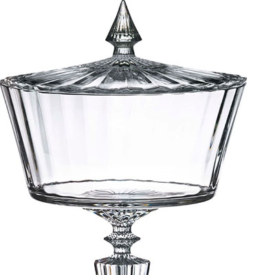 Baccarat Crystal, Mille Nuits Candy Box, Tall