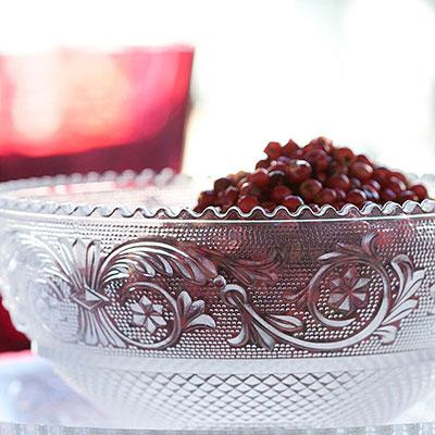 Baccarat Crystal, Arabesque Crystal Bowl, Large