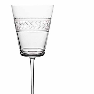 Michael Aram, Palace Crystal Wine Glass, Pair